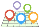 分散拠点、各拠点の勤怠データをリアルタイム管理